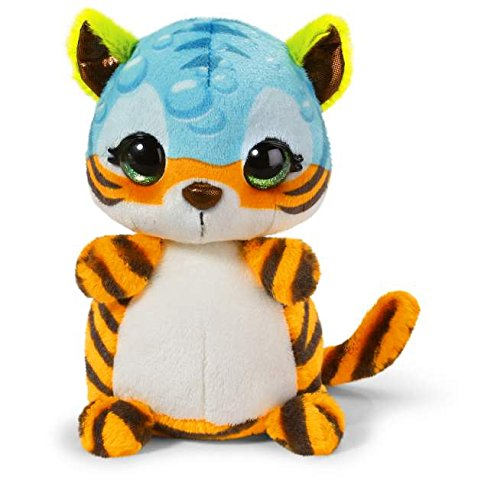 NICI 38803 - NICIdoos Bubble Tiger Fraff Crazy, Plüschtiere, 16 cm