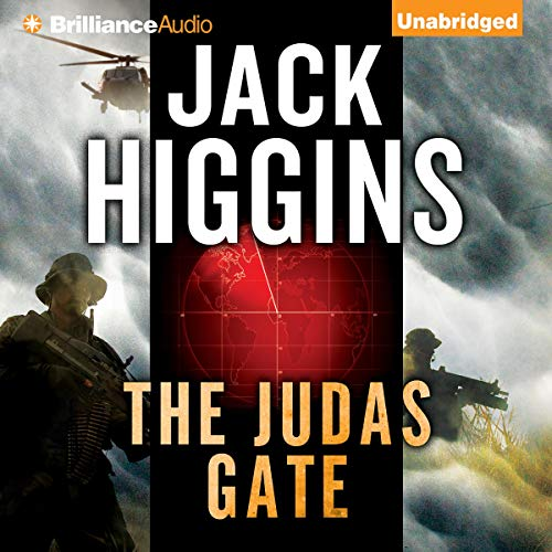 The Judas Gate Audiobook By Jack Higgins cover art