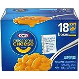 Kraft クラフト マカロニ&チーズ ディナー チージスト 18箱セット [並行輸入品]