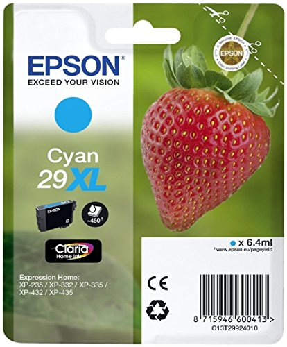 Epson c13t29924022 – Cian 29 x l Claria Home Ink