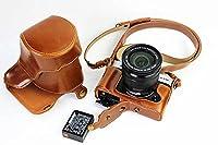 Gotor® X-T10 カメラ 対応交換用 プロテクト ケース (ブラウン3#)