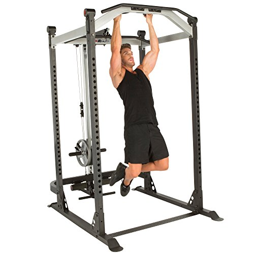 Product Image 4: Fitness Reality X-Class Light Commercial High Capacity Olympic Power Cage