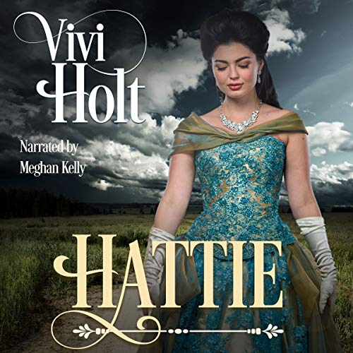 Hattie audiobook cover art