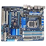 SYFANG Placa Base de Escritorio Fit for Gigabyte GA-P55A-UD4 P55A-UD4 P55 LGA 1156 I5 I7 DDR3 16G SATA3 USB3.0 P55A-UD6 UD5 Placa Base de computadora