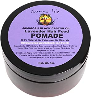 دهن الشعر بزيت الخروع الأسود الجامايكي 4 أونصة من صني آيل