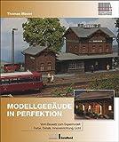 Modellgebäude in Perfektion: Vom Bausatz zum Supermodell: Farbe, Details, Inneneinrichtung, Licht