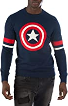 Captain America Sweater Marvel Apparel Captain America Shirt Marvel Sweater