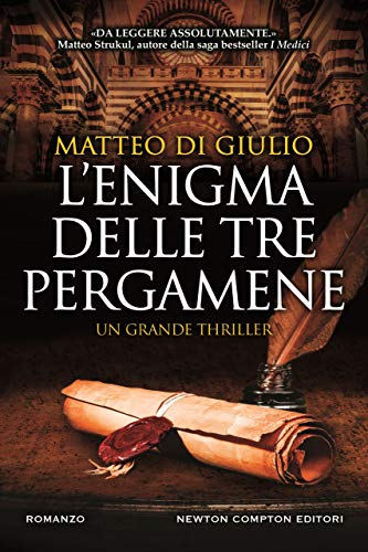 L'enigma delle tre pergamene eBook: Di Giulio, Matteo: Amazon.it ...