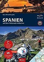 Motorrad Reisefuehrer Spanien: BikerBetten Motorradreisebuch