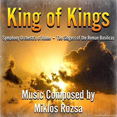 Miklós Rózsa, The Symphony Orchestra Of Rome & The Singers of the Roman Basilicas