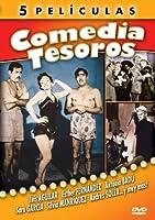 Comedia Tesoros 5 Peliculas (2 DVD)