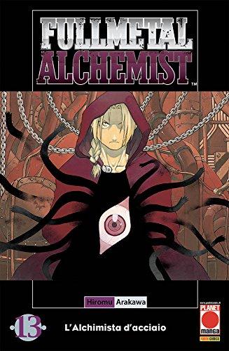 Fullmetal alchemist. L'alchimista d'acciaio: 13