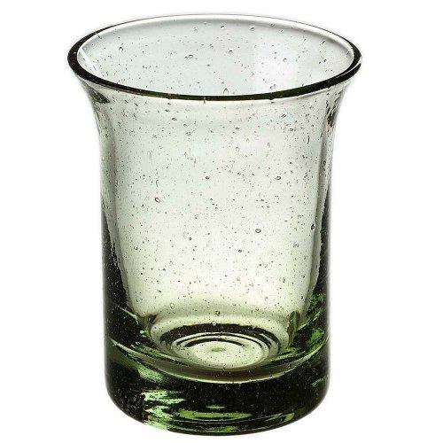Original Thüringer Waldglas Goethe Wasserglas 9 cm 0,15 l Geschenkset 2 Stück im Geschenkkarton