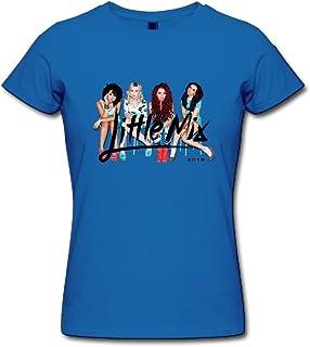 Jiaso Little Mix de la Mujer T-Shirt