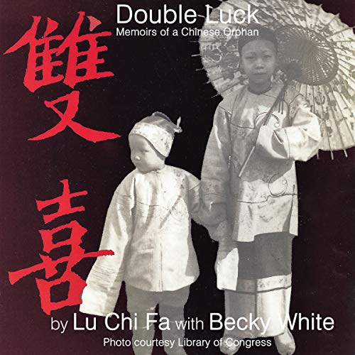 Double Luck audiobook cover art