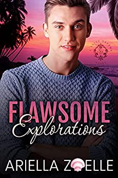 Flawsome Explorations: A Bi Awakening Gay Romance (Suite Dreams Book 2) by [Ariella Zoelle]