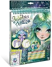 Nebulous Stars - Cuaderno de Dibujo Creative Sketchbook (Educa Borrás)