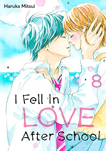 I Fell in Love After School Vol. 8 (English Edition)