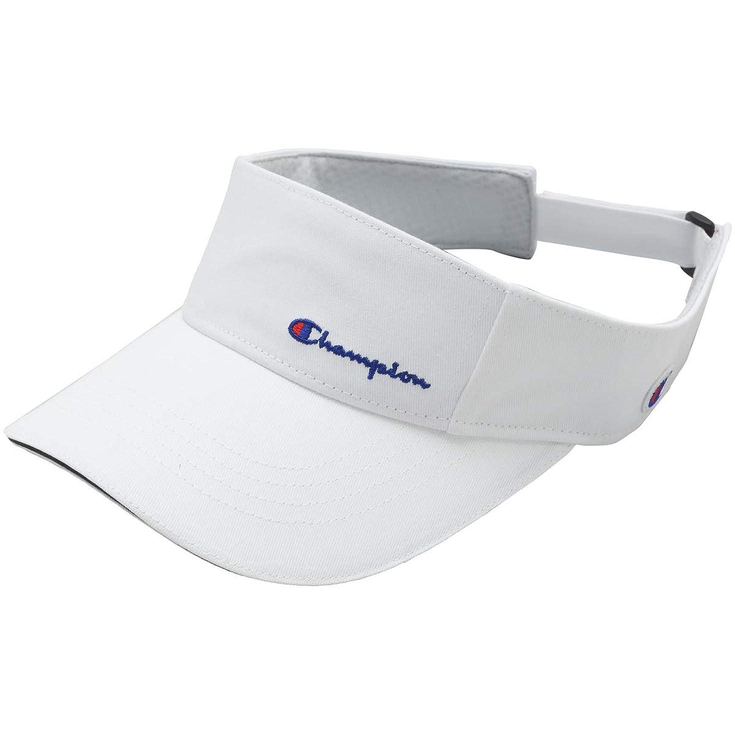シャンパン頭蓋骨誕生日チャンピオンゴルフ Champion GOLF 帽子 コットンツイル サンバイザー