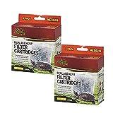 Replacement Filter Carridges Medium-6 Pack 09830