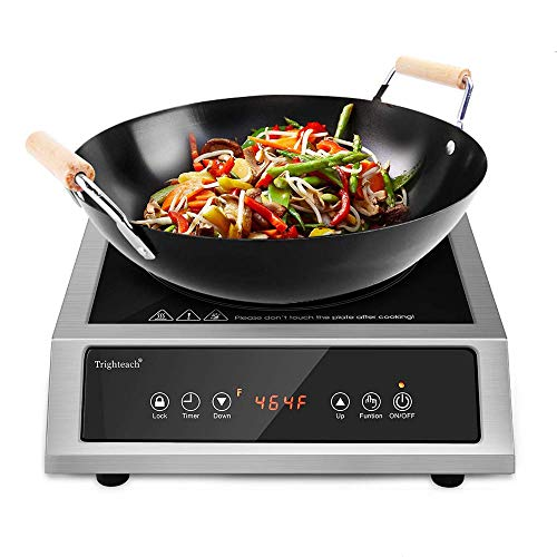 Trighteach Professional Portable Induction Cooktop