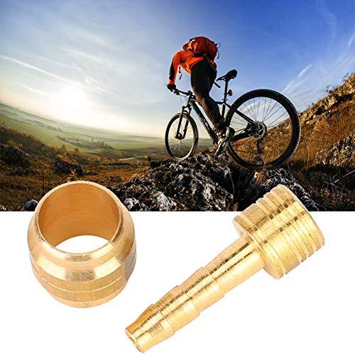 Keenso 1 par/10 Pares Bicicleta de montaña Bicicleta Aceite de Freno hidráulico...