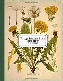 Vintage Botanical Prints: Eighth Edition