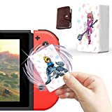 NFC Cards for The Legend of Zelda Breath of The Wild Switch and Wii U, BOTW NFC Tag Game Cards with Cards Holder (24pcs)