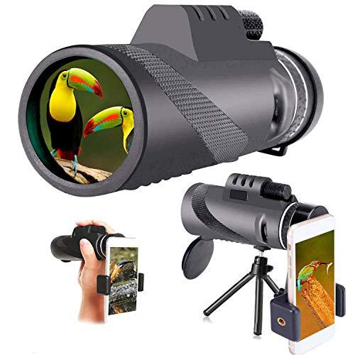 Monocular Telescope with Smartph...