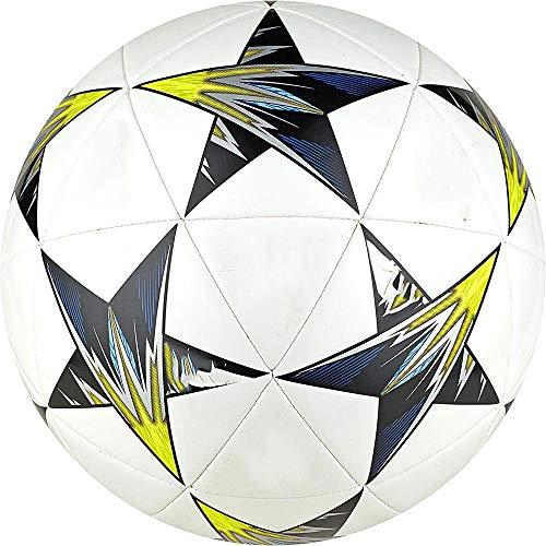 qzpyy Balón de Fútbol Juguetes Juegos Diversión Deporte Tamaño 5 Fútbol | Balón de fútbol de Espuma de Esponja Suave para Interior y Exterior Muy Divertido para Adultos y niños Niños Niñas