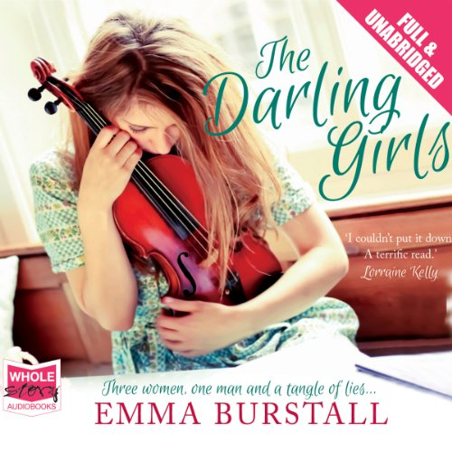 The Darling Girls audiobook cover art