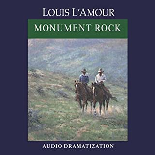 Monument Rock (Dramatization) cover art
