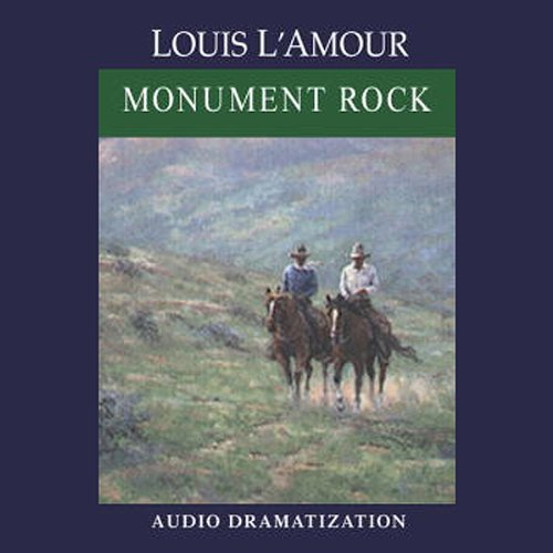 Monument Rock (Dramatization) audiobook cover art