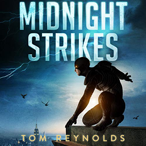 Midnight Strikes audiobook cover art