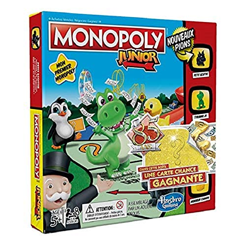 Monopoly Junior La Chance Vous Sourit