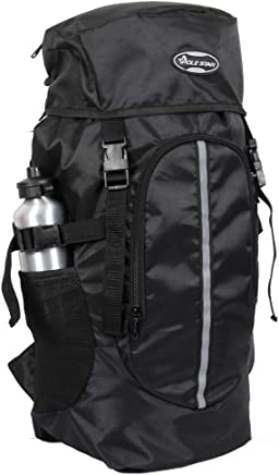 7b398f5a23b POLE STAR Hike BLK Rucksack with RAIN Cover Trekking Hiking BAGPACK Backpack  Bag