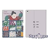 NeatClean ipad 10.2 ケース pencil ipad 9.7 ケース ペンシル収納 iPad 第六世代 9.7 インチ ケース 2018 iPad 第五世代 9.7 インチ ケース 2017 ipad air10.5 ケース Air3ケース Air2ケース Airケース 手帳型 iPad mini5ケース mini4ケース mini3ケース mini2ケース miniケース アイパッドカバー ipad pro11 ケース ペンシル ipad pro10.5 ケース おしゃれ ipad 9.7 ケース かわいい かっこいい 耐衝撃 魅力的 アイパッドケース 三つ折り 二つ折り ペンシル収納 個性的 オシャレ 優し オバアちゃん 婦人 イラスト 可愛い