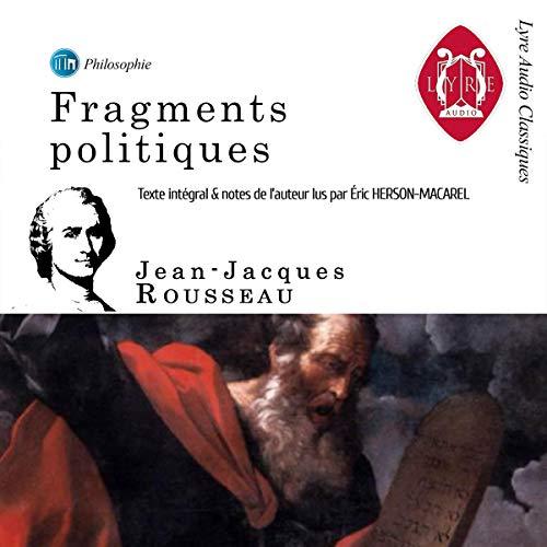 Couverture de Fragments Politiques