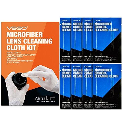 VSGO DDC-3 Magicfiber Optische Lens Cleaning Doek voor Camera Microscope Projector Nikon Canon camera lenzen microscoop lens