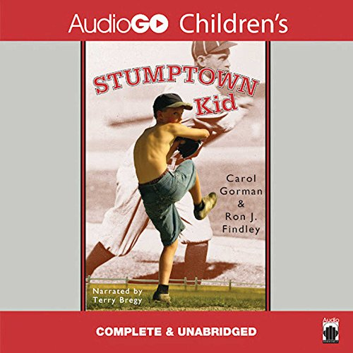 Stumptown Kid audiobook cover art