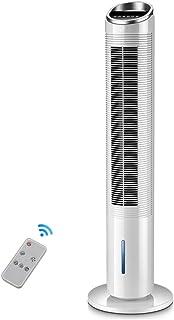 Clocks Enfriador Portátil con Ruedas Y Asas Aire Acondicionado Temporizador de 8 H Blanco para Coche Casa Oficina