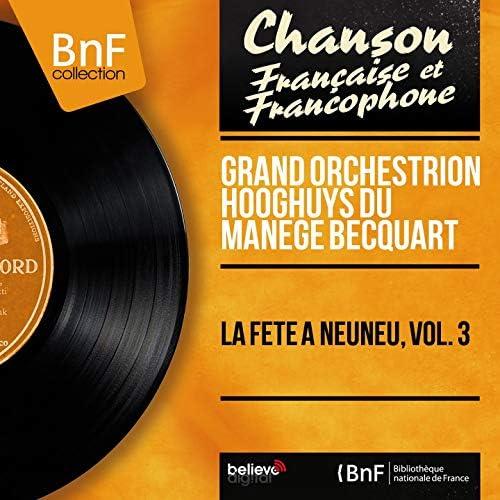 Grand Orchestrion Hooghuys du manège Becquart