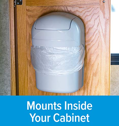 """Camco Cabinet Mount Trash Can 