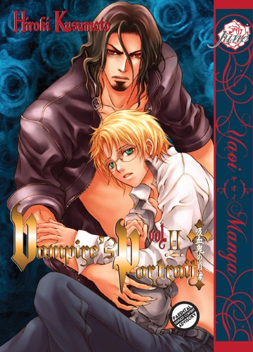 Vampire's Portrait Vol. 2 (Yaoi Manga) (English Edition)