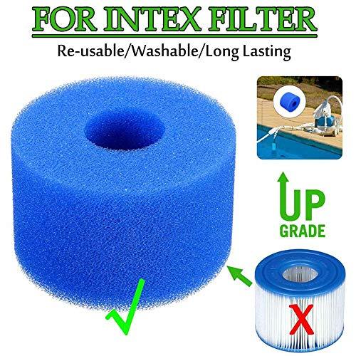 Clevoers Schwammfilter Filter Trockner Kondenstrokner Filterschaum wiederverwendbar waschbar Schaumstoff