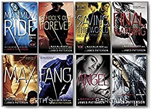 Best james patterson maximum ride series in order Reviews