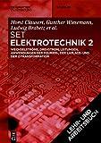 Set Grundgebiete Der Elektrotechnik + Arbeitsbuch Elektrotechnik, 2. Aufl. (De Gruyter Studium) (German Edition)