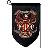 Not Applicable Family Flags,343 Feuerwehr-Denkmäler 9-11 Vergessen Sie Nie Bunte Flaggen-Fahnen Für Haus-Hinterhof-Rasen 32cmx45.7cm