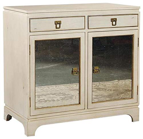 Best Review Of Port Eliot Chest Early 20th C French Antique Linen Paint Silver Leaf Gold
