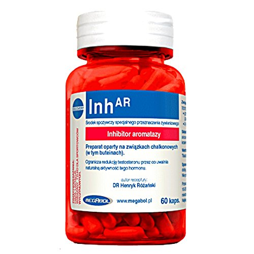 MEGABOL INHAR - 60 capsules